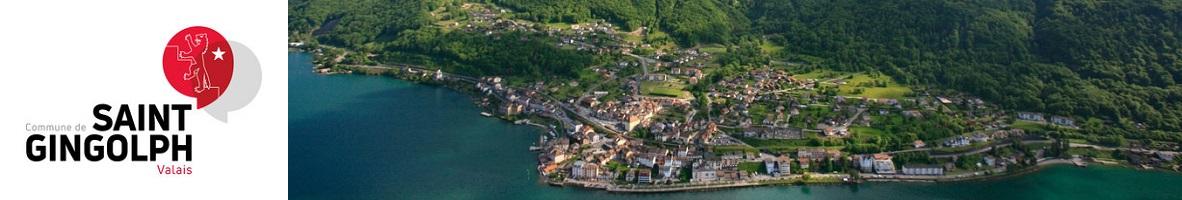 Saint-Gingolph, commune suisse du Valais